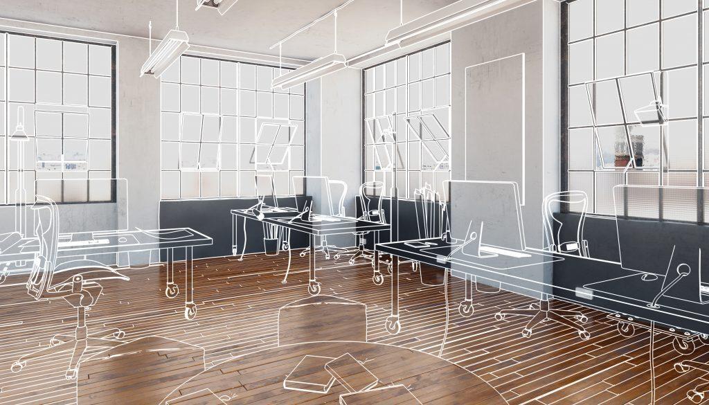 Architecte intérieure bureau