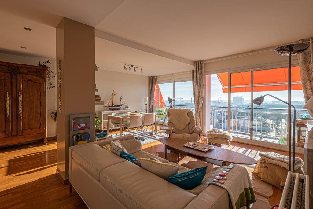 Rénovation d'un appartement au centre de Lorient